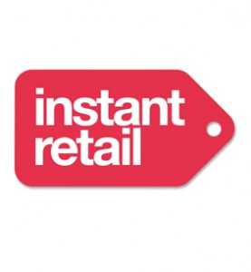instant retail logo